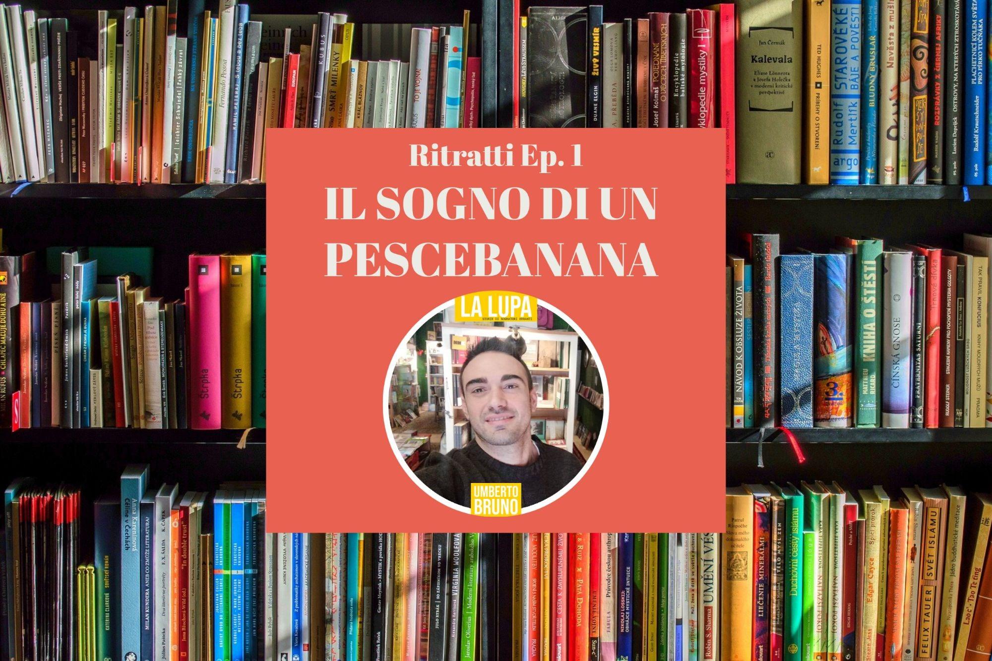 Ritratti Ep.2: Conversazione con l'editore - Lekton Edizioni